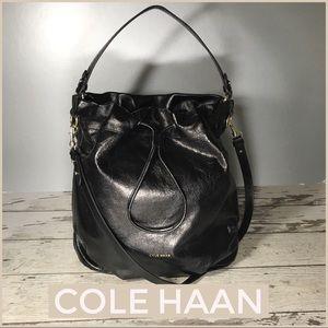 Cole Haan Stagedoor Studio Bucket Bag NWT $380